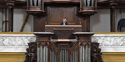 Zondagmiddag Orgelconcerten in De Duif