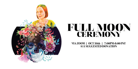 Full Moon Ceremony & Group Healing tickets