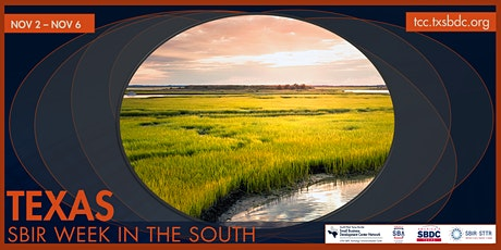 Texas: SBIR Week in the South tickets