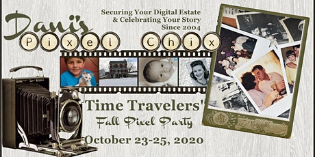 VIRTUAL Fall Pixel Party tickets