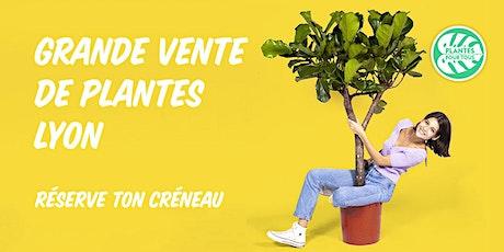 Grande Vente de Plantes Lyon billets