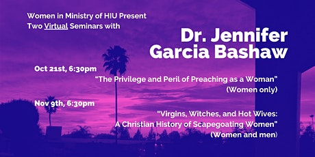 Virtual Seminars for Women in Ministry tickets