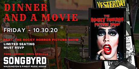 Dinner and a Movie Feat. The Rocky Horror Picture Show tickets