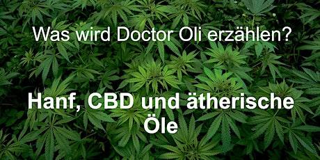 Vortrag: CBD und ätherische Öle Tickets