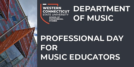 2020 Professional Development Day for Music Educators tickets