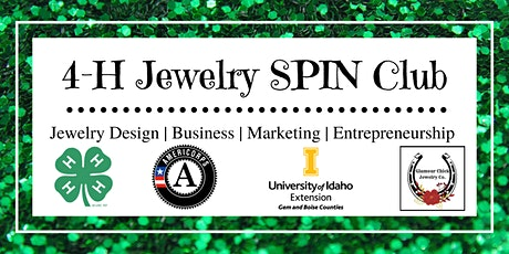 4-H Jewelry SPIN Club tickets