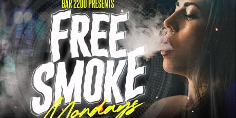 Free Hookah on Mondays at Bar 2200 | $5 Martinis | Happy Hour | Free Entry tickets