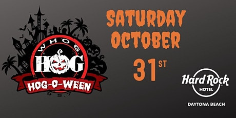 HOG-O-WEEN @ The Hard Rock tickets