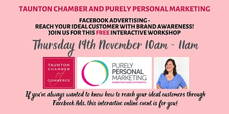 Facebook Advertising - find your ideal clients with Brand Awareness! tickets