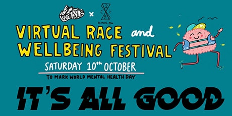 It's All Good: World Mental Health Day Running Event tickets