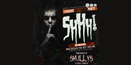 #Shhh Silent Halloween Party tickets