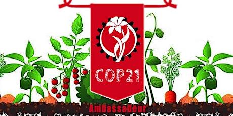 Ambassadeur COP21, Débat «Repair vélo et autre, Ambassadeurs COP21 ? billets