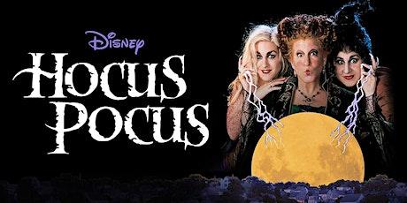 Movie Night in the Park- Hocus Pocus tickets