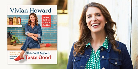 Vivian Howard meet-and-greet for 'This Will Make It Taste Good' tickets