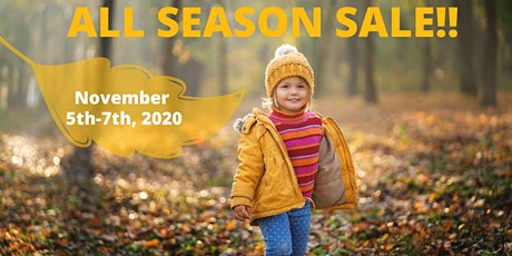 Just Between Friends Children's Consignment - 50%  Off Day ~ Sa. Nov 7th tickets