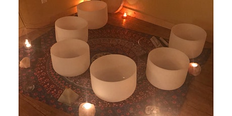 30 minute Yoga Nidra+Sound Bath tickets