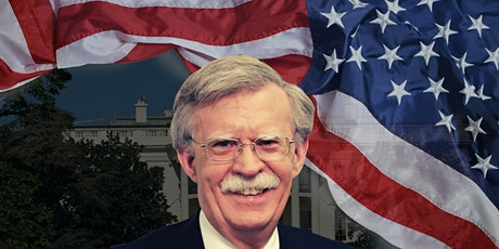 John Bolton on Donald Trump and The White House with Emily Maitlis tickets