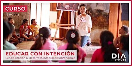Curso: Educar con Intención.