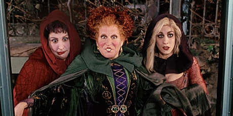 Friday Family Features Outdoors: HOCUS POCUS tickets