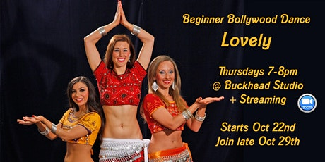 Lovely - Beginner Bollywood Dance ( Join late) tickets