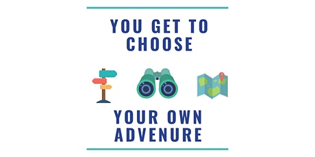 LIVE! with Joanna - 2021 is the year you choose your own adventure tickets