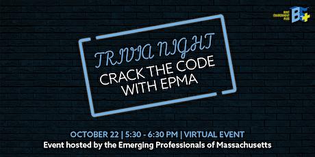 Crack the Code! Trivia Night with EPMA