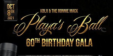 KBLX, The Ronnie Mack Playa'z Ball tickets