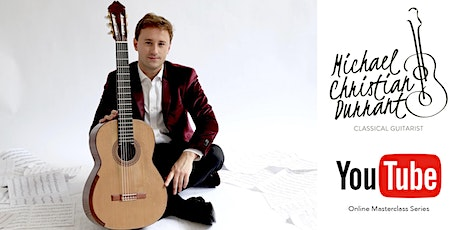 YouTube Masterclass Series - Concierto de Aranjuez tickets