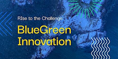 BlueGreen Innovation Challenge: Launch tickets