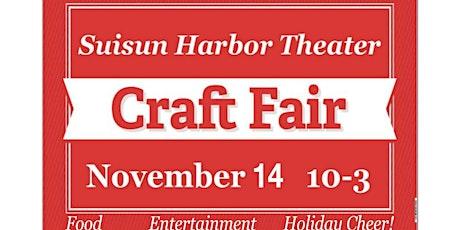 2nd Annual Suisun Harbor Theater Holiday Fair tickets