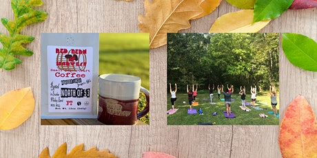 Craft Coffee & Yoga at Red Bean Harvest tickets