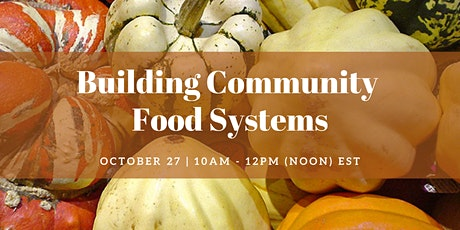 Peel Food Forum: Building Community Food Systems tickets