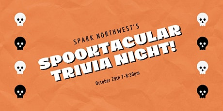 October Virtual Trivia Night tickets