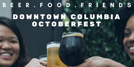 Downtown Columbia Octoberfest - Sundays Outside Cured tickets