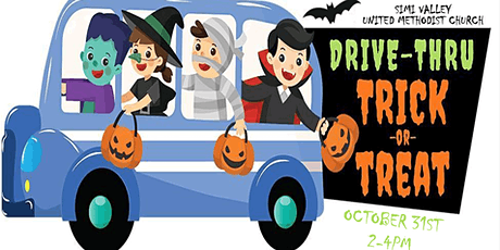 Drive Thru Trick or Treat Trail tickets
