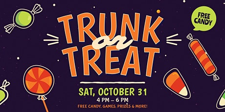 Trunk or Treat Halloween Candy Giveaway tickets
