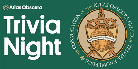 Atlas Obscura Trivia Night tickets