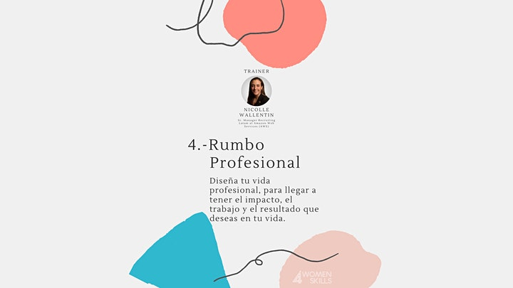 4Women Skill's Program 2020 image