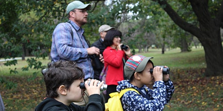 Fall Bird Walks with NYC Audubon at Queens Botanical Garden tickets