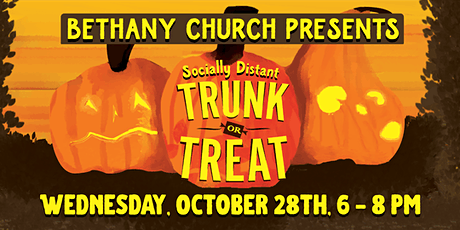 Bethany Church Trunk or Treat SOLD OUT tickets