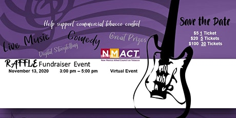 NM ACT RAFFLE Fundraising Event tickets