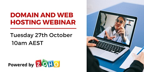 Educational webinar: Setting up your website tickets