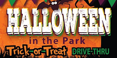 Halloween in the Park: Trick-or-Treat Village Drive-Thru tickets