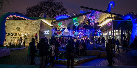 ZooLights Presented by ComEd and Invesco QQQ at Lincoln Park Zoo tickets