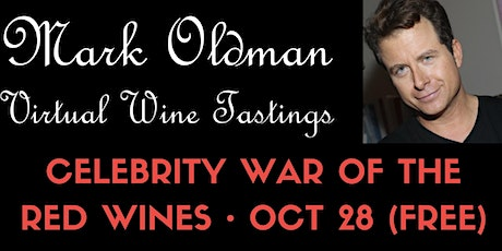 """Celebrity War of the Red Wines"" 