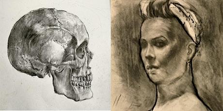 Head Drawing (Online - 6 weekly workshops) tickets
