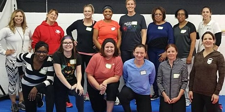 Women's & Teens 6 Hour Self-Defense Session tickets