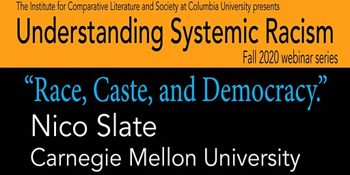 Understanding Systemic Racism with Nico Slate