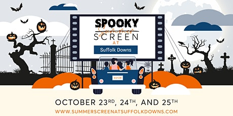 Spooky Screen featuring Hocus Pocus - 9pm Showing tickets