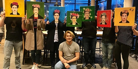 Join to Paint the Famous portrait of Frida Kahlo Tickets